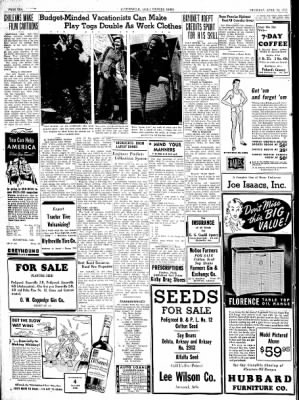 The Courier News from Blytheville, Arkansas on April 23, 1942 · Page 10