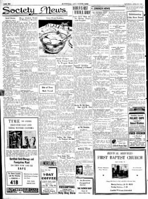 The Courier News from Blytheville, Arkansas on April 25, 1942 · Page 2