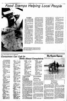 The Courier-Express from Dubois, Pennsylvania on January 16, 1975 · Page 11