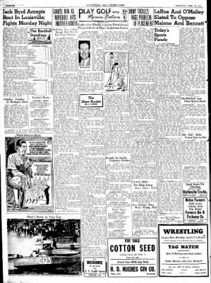 The Courier News from Blytheville, Arkansas on April 25, 1942 · Page 6
