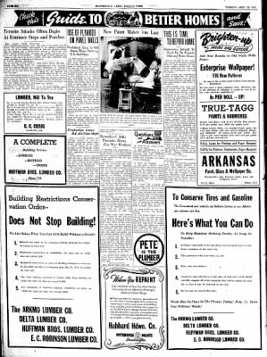 The Courier News from Blytheville, Arkansas on April 28, 1942 · Page 6