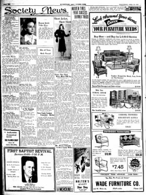 The Courier News from Blytheville, Arkansas on April 29, 1942 · Page 2