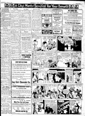 The Courier News from Blytheville, Arkansas on April 29, 1942 · Page 7