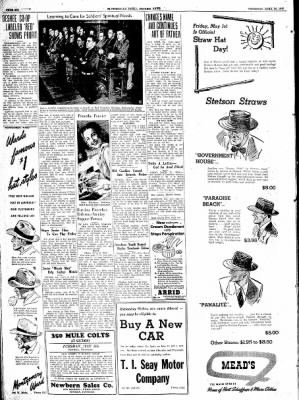 The Courier News from Blytheville, Arkansas on April 30, 1942 · Page 6