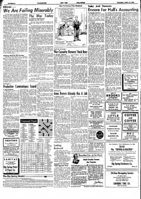 Big Spring Daily Herald from Big Spring, Texas on April 13, 1944 · Page 4