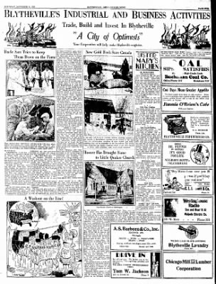 The Courier News from Blytheville, Arkansas on November 8, 1930 · Page 5