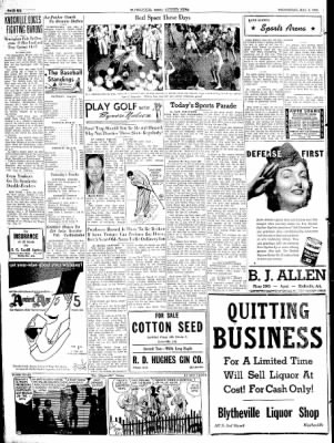The Courier News from Blytheville, Arkansas on May 6, 1942 · Page 6