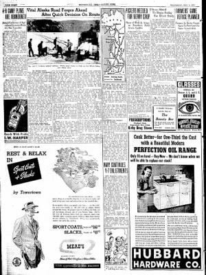 The Courier News from Blytheville, Arkansas on May 6, 1942 · Page 8