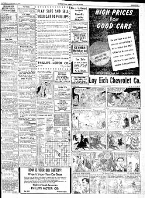 The Courier News from Blytheville, Arkansas on October 7, 1944 · Page 5