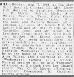 The Tennessean from Nashville, Tennessee on August 10, 1949