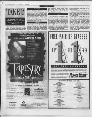 The Tennessean from Nashville, Tennessee on April 20, 1997 · Page 151