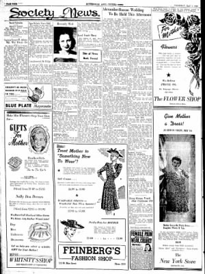 The Courier News from Blytheville, Arkansas on May 7, 1942 · Page 4