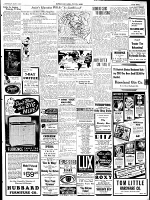 The Courier News from Blytheville, Arkansas on May 7, 1942 · Page 7