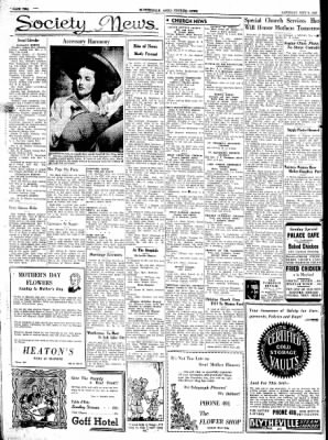 The Courier News from Blytheville, Arkansas on May 9, 1942 · Page 2