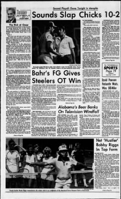The Tennessean from Nashville, Tennessee on September 4, 1979 · Page 19