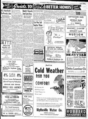 The Courier News from Blytheville, Arkansas on October 10, 1944 · Page 3