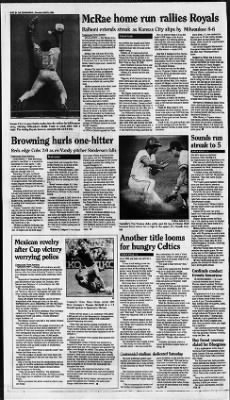 The Tennessean from Nashville, Tennessee on June 5, 1986 · Page 52
