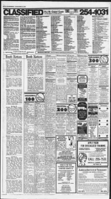 The Tennessean from Nashville, Tennessee on March 13, 1986