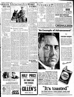 The Courier News from Blytheville, Arkansas on November 13, 1930 · Page 3