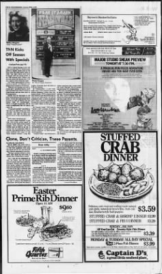 The Tennessean from Nashville, Tennessee on April 6, 1985 · Page 34