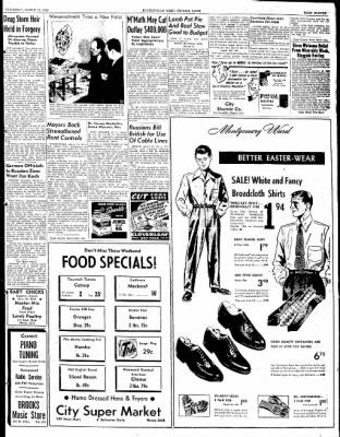 The Courier News from Blytheville, Arkansas on March 24, 1949 · Page 13