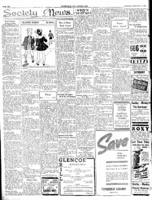 The Courier News from Blytheville, Arkansas on February 19, 1938 · Page 2