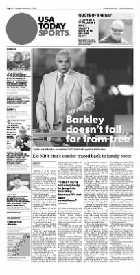 The Daily Advertiser from Lafayette, Louisiana on December 11, 2014