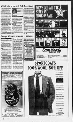The Tennessean From Nashville Tennessee On September 21 1990