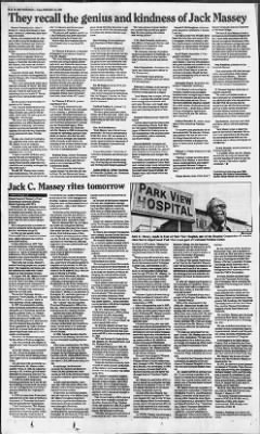 The Tennessean from Nashville, Tennessee on February 16, 1990 · Page 8