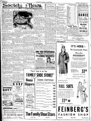 The Courier News from Blytheville, Arkansas on October 12, 1944 · Page 4
