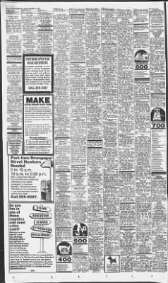 The Tennessean from Nashville, Tennessee on January 16, 1989