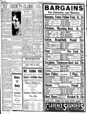 The Courier News from Blytheville, Arkansas on November 14, 1930 · Page 4