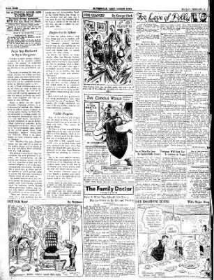 The Courier News from Blytheville, Arkansas on February 21, 1938 · Page 4