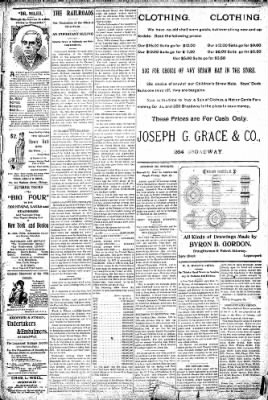 Logansport Pharos-Tribune from Logansport, Indiana on September 18, 1896 · Page 3