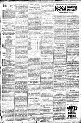 Logansport Pharos-Tribune from Logansport, Indiana on September 18, 1896 · Page 4