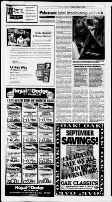 The Tennessean from Nashville, Tennessee on September 20, 1999 · Page 79
