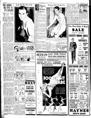 The Courier News from Blytheville, Arkansas on January 15, 1934 · Page 6