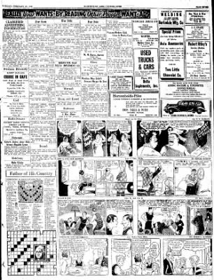 The Courier News from Blytheville, Arkansas on February 22, 1938 · Page 7