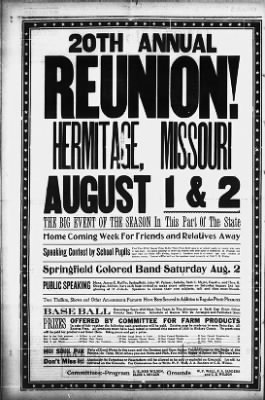 The Index from Hermitage, Missouri on July 10, 1930 · Page 2