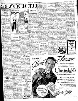 The Courier News from Blytheville, Arkansas on June 14, 1939 · Page 2