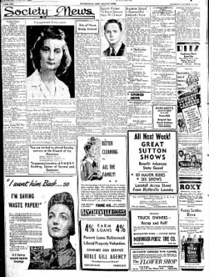 The Courier News from Blytheville, Arkansas on October 14, 1944 · Page 2