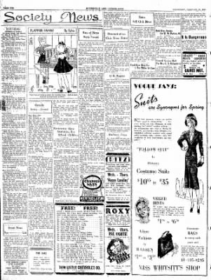 The Courier News from Blytheville, Arkansas on February 23, 1938 · Page 2