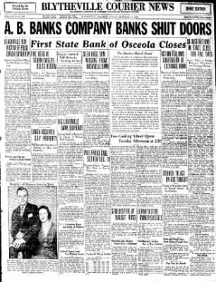 The Courier News from Blytheville, Arkansas on November 17, 1930 · Page 1