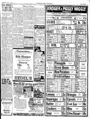 The Courier News from Blytheville, Arkansas on May 7, 1936 · Page 3