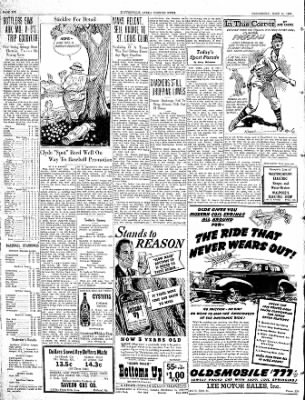 The Courier News from Blytheville, Arkansas on June 14, 1939 · Page 6