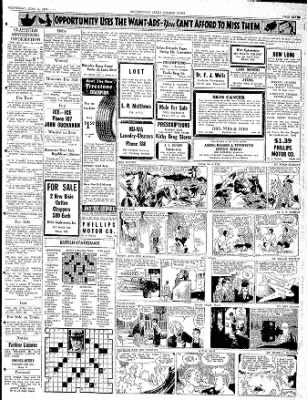 The Courier News from Blytheville, Arkansas on June 14, 1939 · Page 7