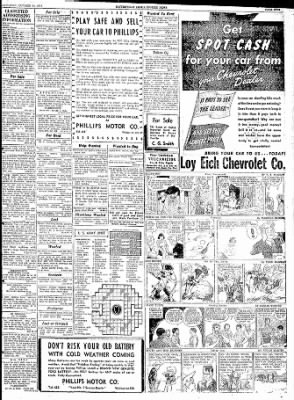 The Courier News from Blytheville, Arkansas on October 14, 1944 · Page 5