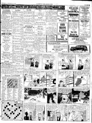 The Courier News from Blytheville, Arkansas on February 23, 1938 · Page 7