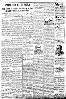 Logansport Pharos-Tribune from Logansport, Indiana on September 19, 1896 · Page 2