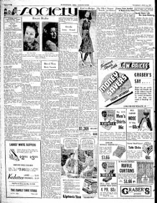 The Courier News from Blytheville, Arkansas on June 15, 1939 · Page 4